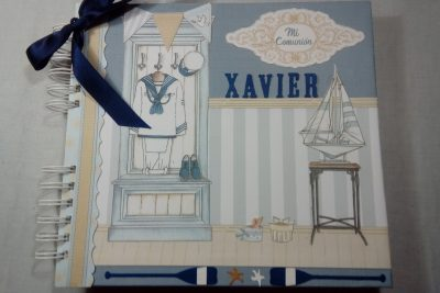 El Libro de Firmas para Xavier