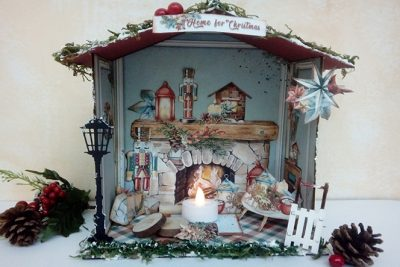 Home for Christmas de Mintay by Karola