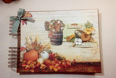 """Album """"The sound of Autumn"""""""
