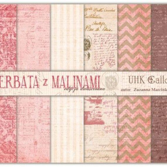 "Kit ""Herbata Malinami» de UHK Gallery"
